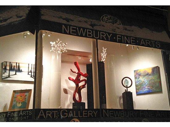 Newbury Fine Arts