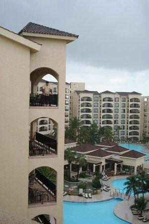 The Royal Caribbean: Balcony