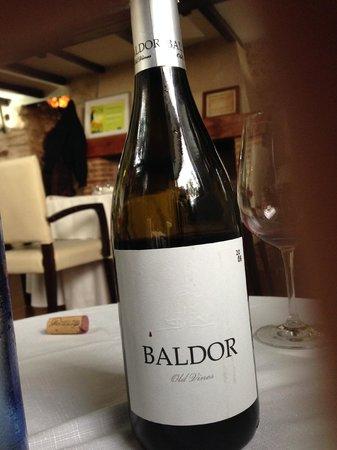 Daimiel, Испания: vino baldor tinto