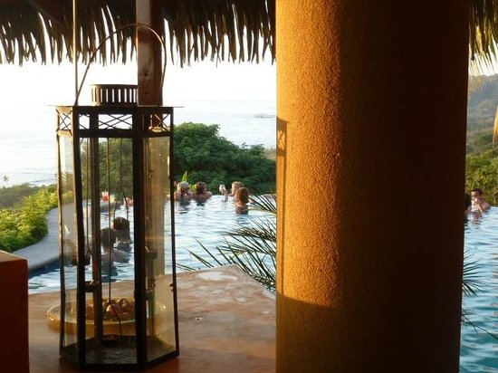 Hotel Vista de Olas : Getting ready for sunset or has it finished
