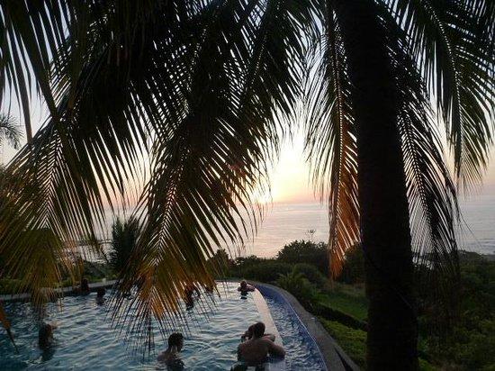 Hotel Vista de Olas : Sunset