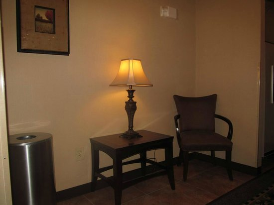 Holiday Inn Express Scottsbluff - Gering: sitting area
