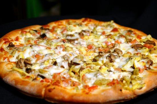 Contadina pizza