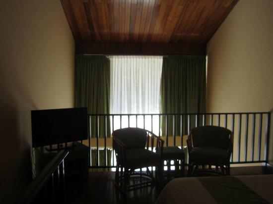 Hotel Bambito Resort : View from loft