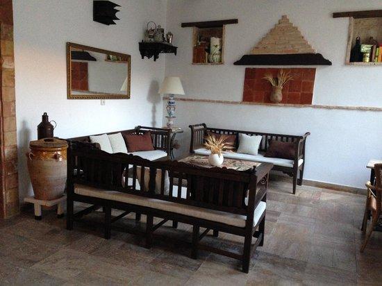 Hotel Rural Casa Grande Almagro: zona comun