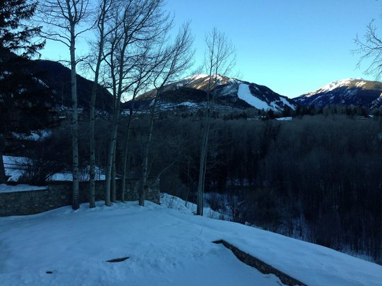Aspen Meadows Resort : View from the room