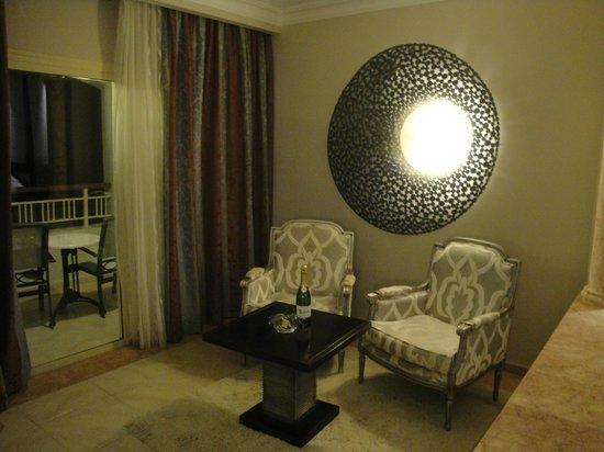 Majestic Elegance Punta Cana : Sala de estar
