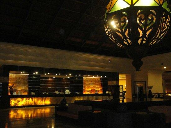 Majestic Elegance Punta Cana : Recepción