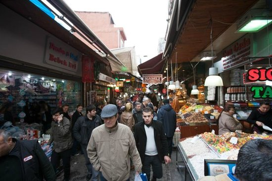 Tour Guide Ali Yalniz - Private Day Tours: The best places to shop
