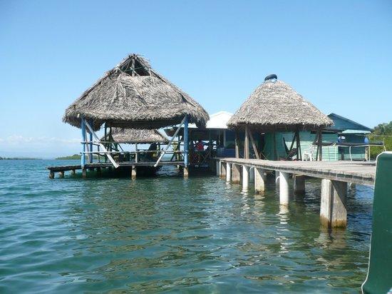 Hotel Vista Mar: isla zapatilla