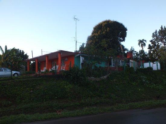 Casa Villa Gena : Vista
