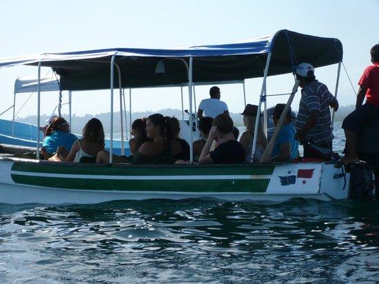 Hotel Vista Mar: en almirante