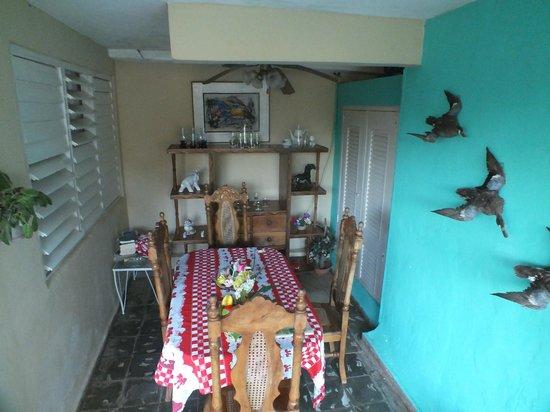 Casa Villa Gena : sala