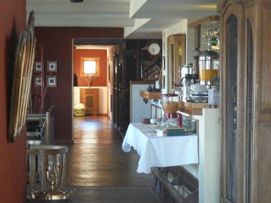 Hosteria Meulen: Café da manhã