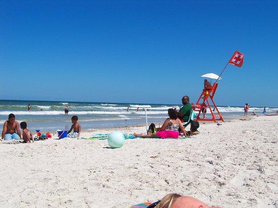 Jacksonville Beach: White Sands