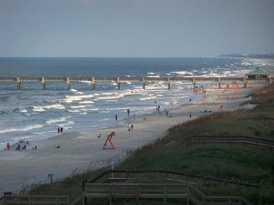 Jacksonville Beach: The Pier