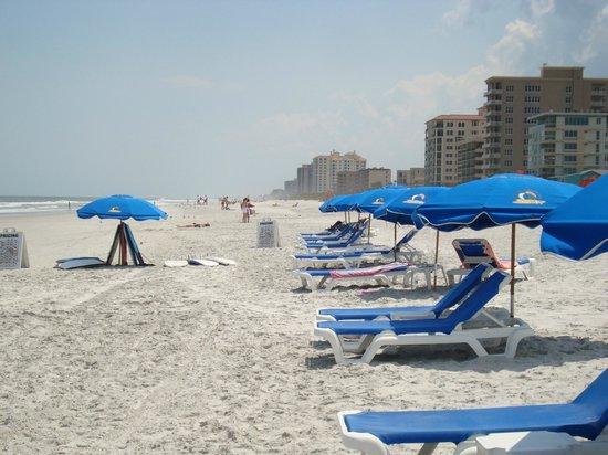 Jacksonville Beach: Rental Loungers
