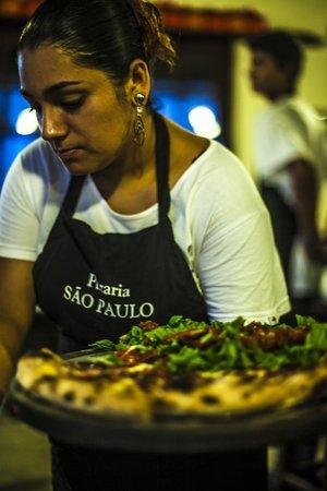 Restaurant Sao Paulo: Servico