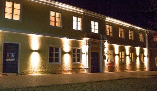 Schloss Blumenthal: Outside the Bar
