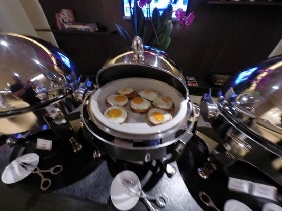 The Istanbul EDITION: Tasty eggs