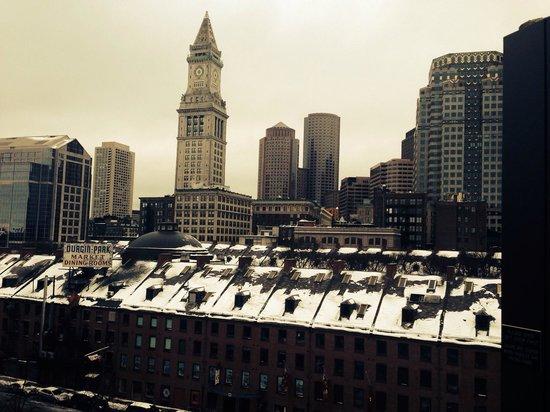 The Bostonian Boston: Balcony view