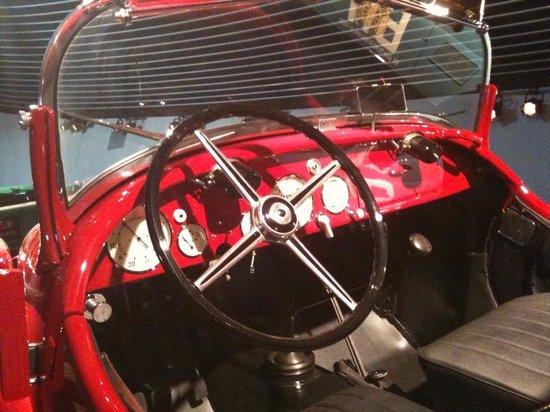 Museo Mercedes-Benz: Heaven