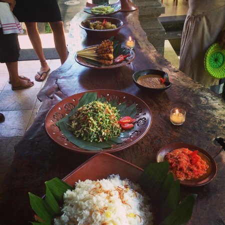 Lobong Culinary Experience: Six amazing courses