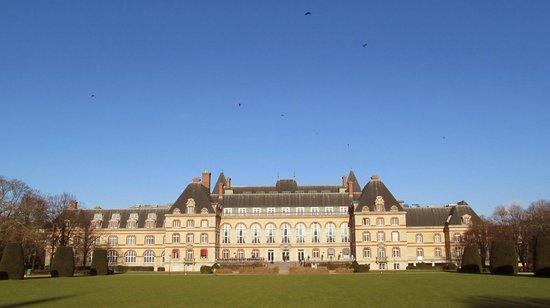 法國巴黎大學城