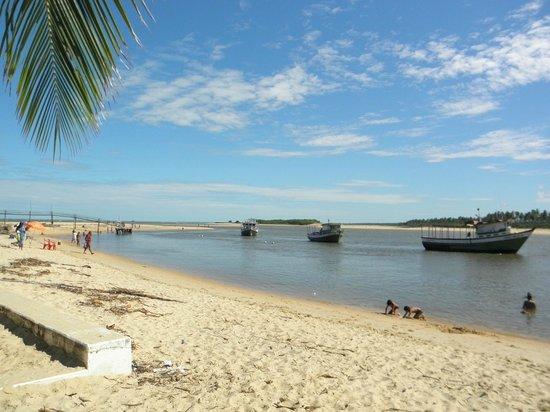 Barra Beach: Praia da Barra - Alcobaça