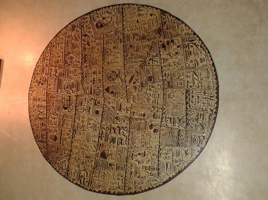 Pizzeria Mandala: mandala de mohamed zouzaf