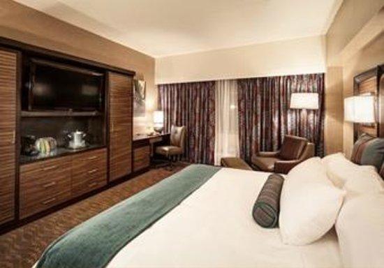Akwesasne Mohawk Casino Resort : belle et confortable