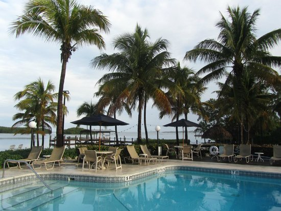 Coconut Palm Inn : Peaceful Grounds & Heated Pool