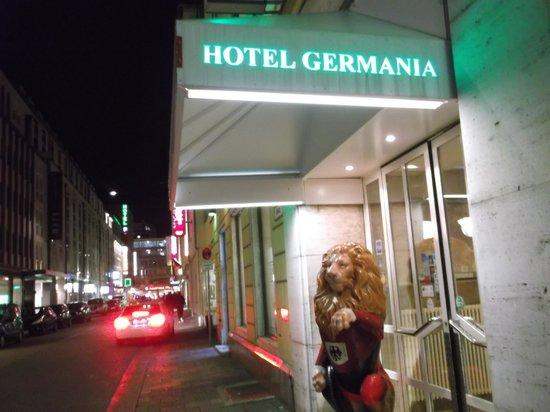 Germania Hotel: ゲルマニア