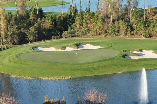 Hilton Orlando Bonnet Creek : 16th view from room