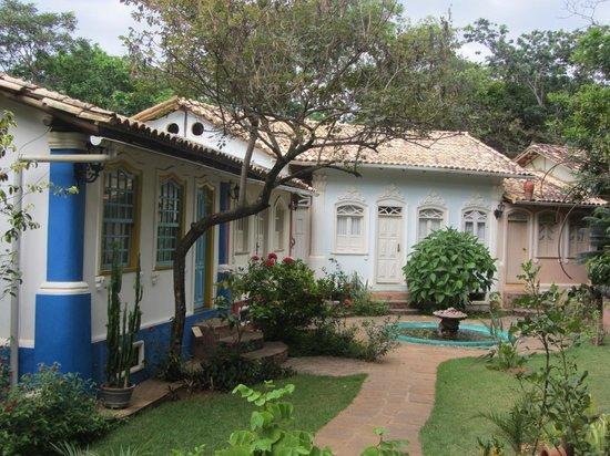 Pousada Vila Serrano: Apartamentos
