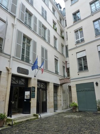 Musée National Eugène Delacroix: Extérieur du musée