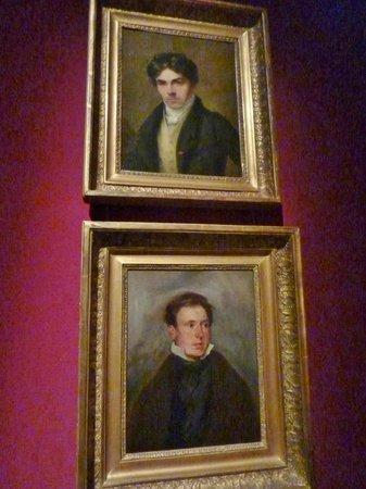 Musée National Eugène Delacroix: Huiles sur toiles