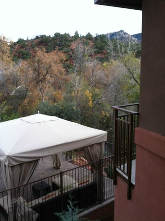 Amara Resort & Spa, a Kimpton Hotel: Room view