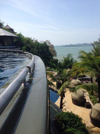 The Westin Siray Bay Resort & Spa Phuket : Infinity pool