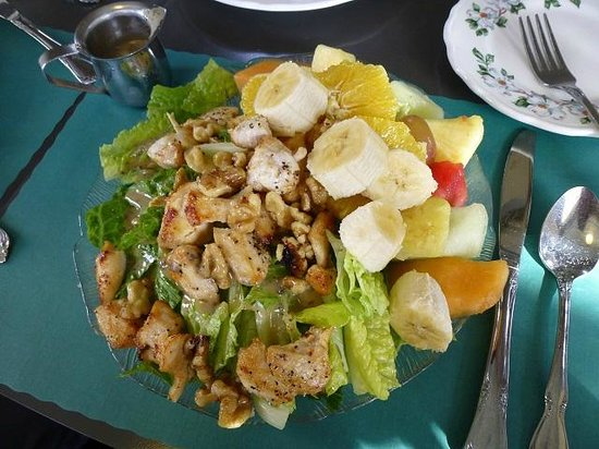 The Tuck Box: Hot Chicken Salad