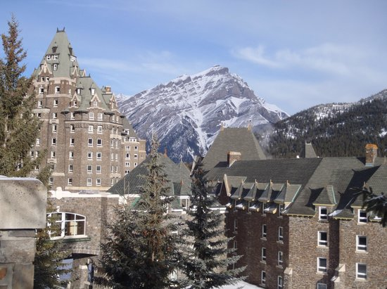 Fairmont Banff Springs : Beautiful hotel