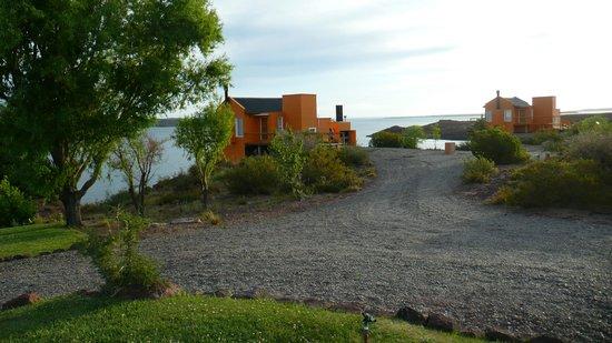Cabañas Los Acantilados: Vista exterior