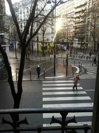 Hotel Tolbiac : Rue de Tolbiac