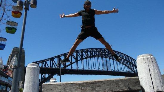 Bike Buffs - Sydney Bicycle Tours: Sydney Harbour Bridge