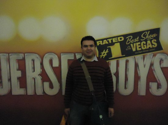 Jersey Boys, Las Vegas