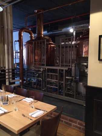 Urban Oyster Tours: Brewery