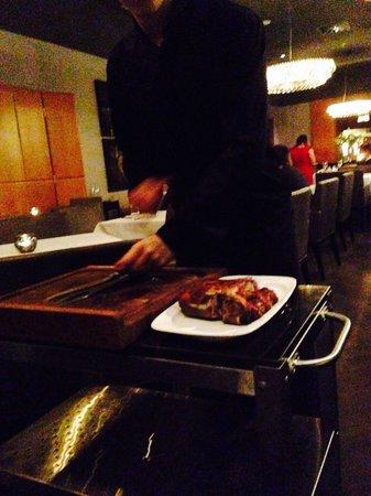 George Prime Steak : Increible Prime steak