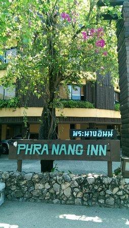 Phra Nang Inn : Hotel front