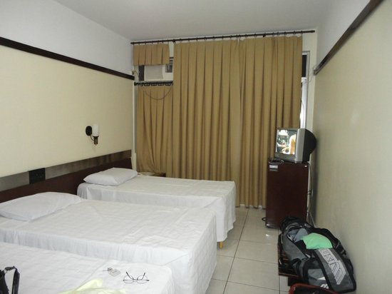 Salvatti Cataratas Hotel: imagem ruim na TV