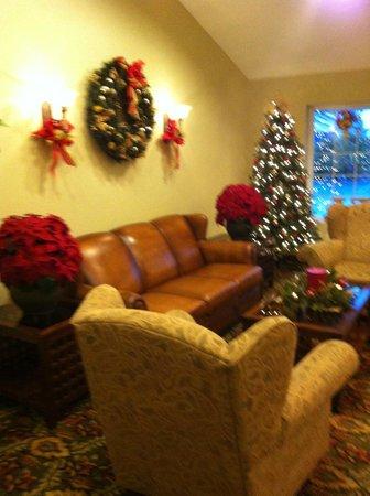 The Marina Inn : Lobby